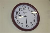 """10"""" Round Clock"""