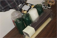 Lot of Various Candles