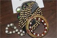 Lot of 8 Bracelets