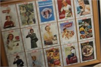 Lot of Coca Cola Collector Cards
