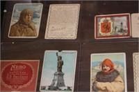 Vintage Cigerette Advertising Cards