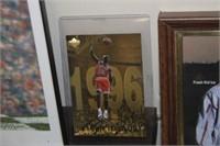 Michael Jordan Signature Card