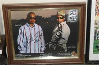The Two Live Crew Autographed Poster,10x12