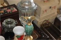 Lot of Various Decor & Dishes