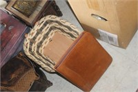 Basket with Planner Case