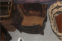 Decorative Metal Elephant Bucket