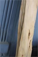 "3 Cedar Planks,67""-82"" long"