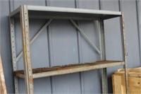 Metal Shelf,36x12x72 tall