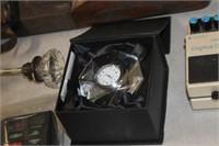 Camry Glass Clock
