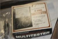 Micronta 18 Range Multitester