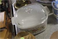 Corningware Dish with Lid