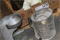 Vintage Juicer & Sifter