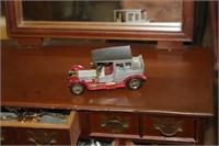 Small Rolls-Royce Match Box Car