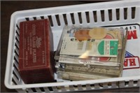 Lot of Misc,Covered Glass Plates,etc