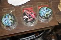 Lot of Nascar Coasters