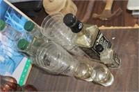 Jack Daniels Bottles,Glasses,etc