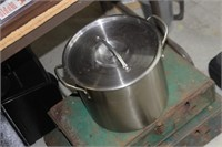 Stainless Cooking Pot with Lid