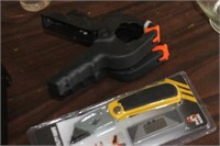 Spring Clamps & New Utility Knife