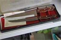 2 Piece Knife Set