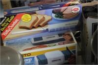 Electric Knife Sharpener & Electric Knife