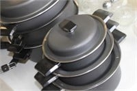 Lot of Miracle Maide Cookware