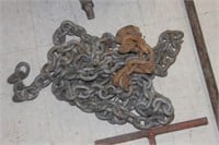 Log Chain with 1 Hook