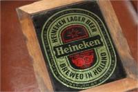 Heineken Advertisment,10x12