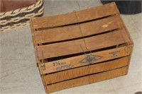 Vintage Produce Crate