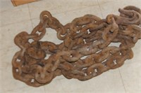 Large Chain with 1 Hook