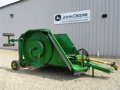 John Deere Rotary Mowers For Sale In Wataga, Illinois - 128