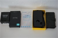 LOT OF PHONE ACCESSORIES