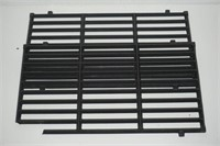 CAST IRON COOKING GRID - ONE CHIPPED CORNER
