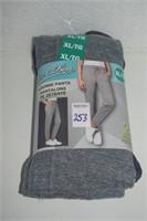 BC CLOTHING LUNGE PANTS 2PK XL