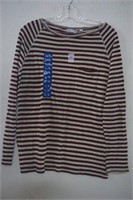 ALFRED SUNG LARGE WOMENS SHIRTS