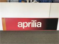 Aprilia sign
