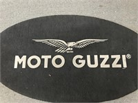 Moto Guzzi rug