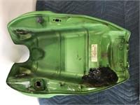 Kawasaki tank