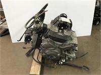 2008 Ducati 696 Monster complete motor