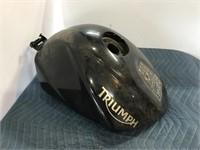 Triumph fuel tank