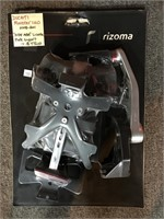 Rizoma side arm license plate support