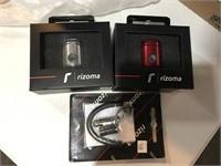 3 Rizoma parts