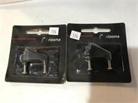 Rizoma 2 mirror adapters