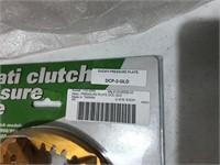 Ducati clutch pressure plate