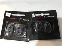 Rizoma 2 marker light adapters