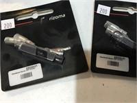 Rizoma 2 LED adapters