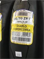 Pirelli Diablo Supercorsa tire