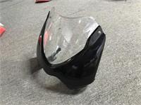 Ducati wind screen