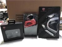 3 Ducati items