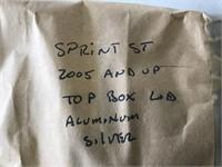 Triumph Sprint ST/Tiger top box lid