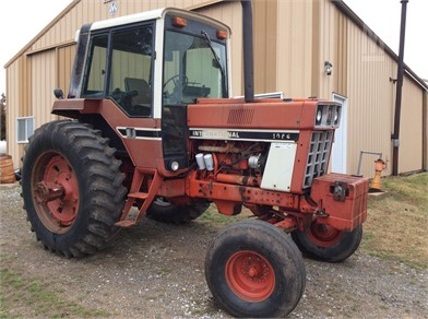 International 100 HP To 174 HP Tractors For Sale - 291
